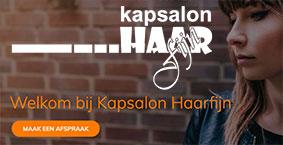 kapsalon-Haarfijn