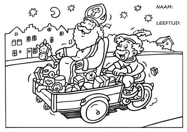 Sinterklaas Intocht 2016 Dorpshuus Nijroon